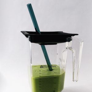 Aquamarine Extra Long Smoothie (Blender) Straw