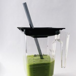 Charcoal Gray Extra Long Smoothie (Blender) Straw