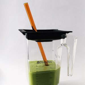 Amber Extra Long Smoothie (Blender) Straw