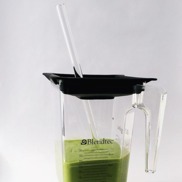 Clear Extra Long Smoothie (Blender) Straw