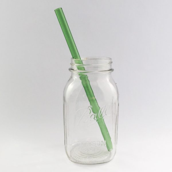 Going Bent Long Smoothie Glass Straw