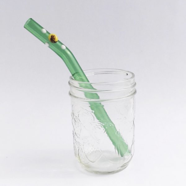 Ivy Just For Kids Smoothie Glass Straw
