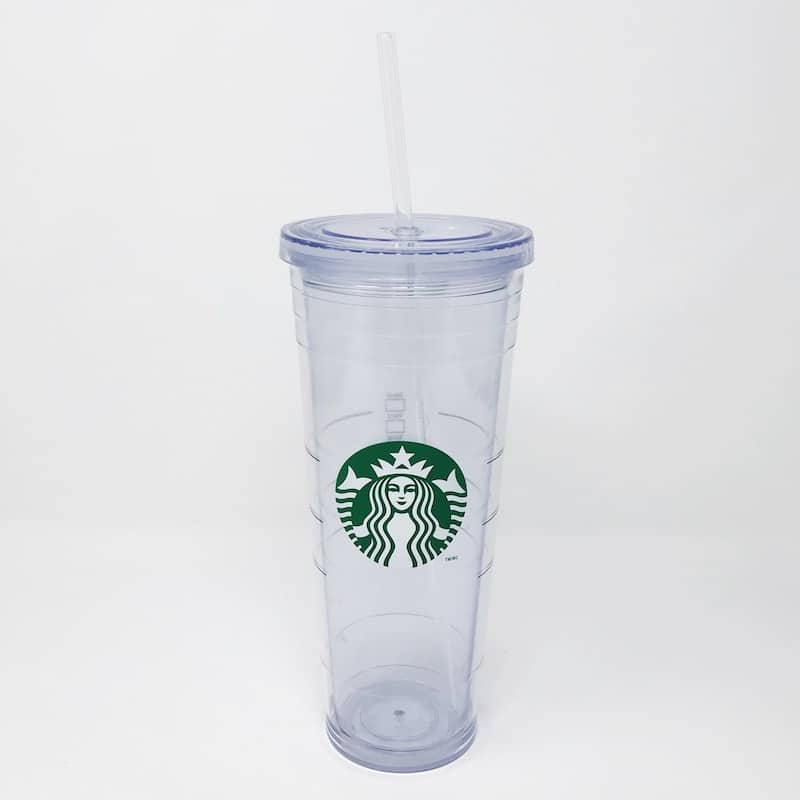 Clear Starbucks 174 Venti Replacement Straw Strawesome