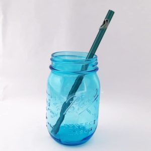 Vaquita Cause Glass Drinking Straw
