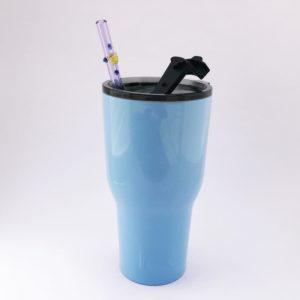 RTIC 30 oz Insulated Tumbler with Glass Straw