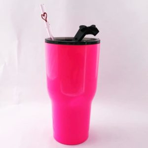 Pink Insulated Tumbler