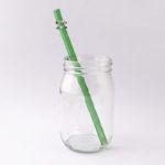 Enchanted Glass Straw