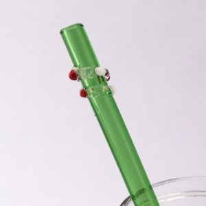 Enchanted Glass Straw