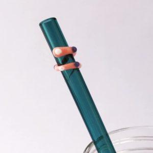 Fantasia Glass Straw