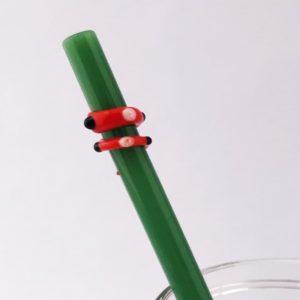 Jolly Glass Straw