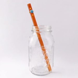 Sundance Long Smoothie Glass Straw