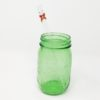Monarch Butterfly Smoothie Glass Straw