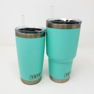 Glass Straw for YETI Rambler Tumbler